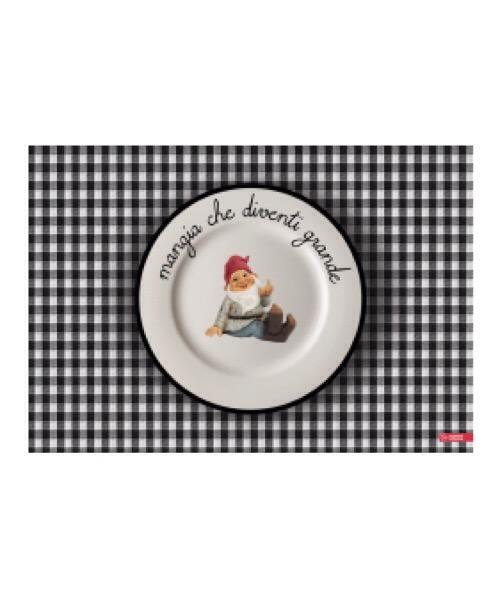 Tovaglietta all'americana Dolce serie 'Mangia e Impara'