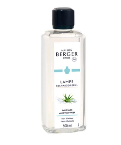 Maison Berger -  Eau d'Aloe 500 ml / 1L (Ricarica per Lampe) catalitica