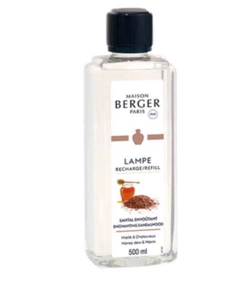Maison Berger - Santal Envoutant  500 ml / 1L (Ricarica per Lampe) catalitica