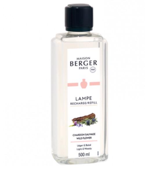 Maison Berger - Chardon Sauvage 500 ml / 1L (Ricarica per Lampe) catalitica