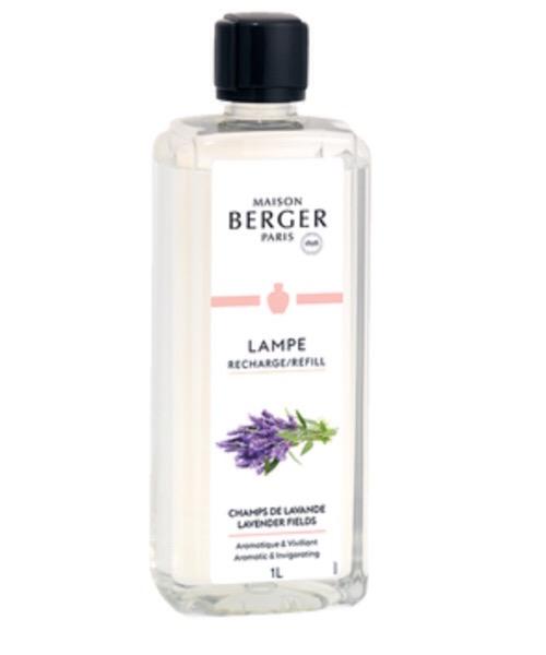 Maison Berger - Champs de Lavande 500 ml / 1L (Ricarica per Lampe) catalitica