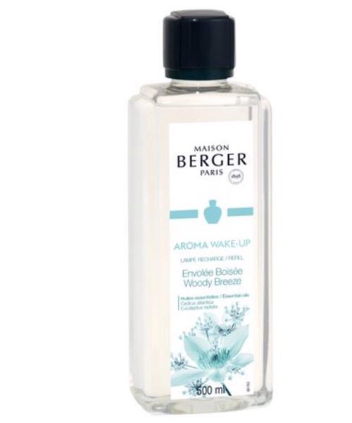 Maison Berger - Aroma Wake 500 ml / 1L (Ricarica per Lampe) catalitica