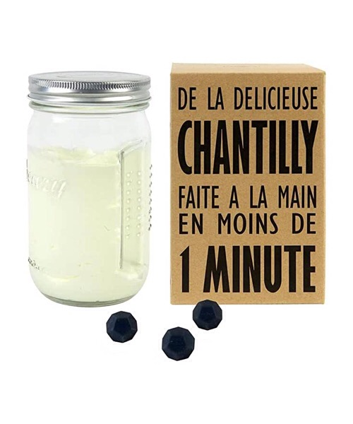 Agitatore per cocktail Creazy - / Per crema chantilly